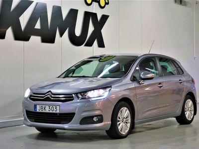 begagnad Citroën C4 1.6 BlueHDI | EAT | Drag | M-Värm | Navi, 120hk