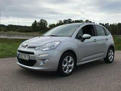 begagnad Citroën C3 1,2 PT 82hk O.B.S 1830 mil. Skatt 360:-/år