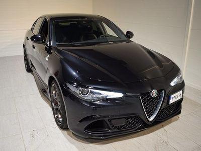 begagnad Alfa Romeo Giulia Quadrifoglio Automat Sport