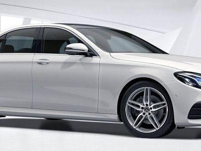 begagnad Mercedes 220 Benz E D 4Matic Sedan AMG VINTER PREMIUM 2019, Sedan 588 938 kr