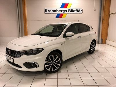 begagnad Fiat Tipo Lounge 5d1.4T Euro 6 120hk