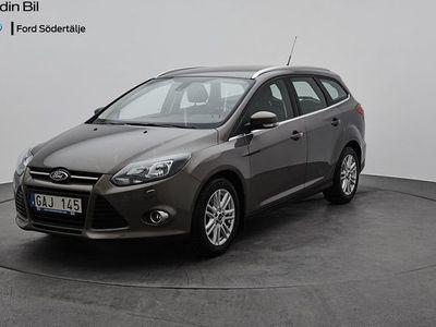 gebraucht Ford Focus TITANIUM KOMBI 100 HK MANUELL