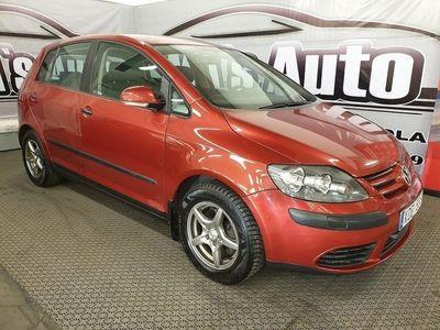 begagnad VW Golf Plus 1.6 FSI 115hk NYBESIKTA