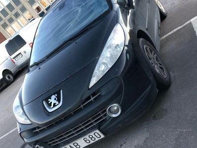 begagnad Peugeot 207 1.6 Panorama