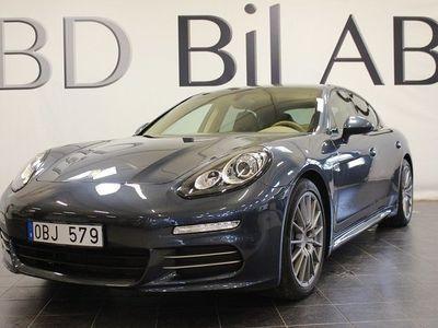 gebraucht Porsche Panamera 4 NAV LUFTFJÄDRING SV-SÅLD 2014, Halvkombi 529 900 kr