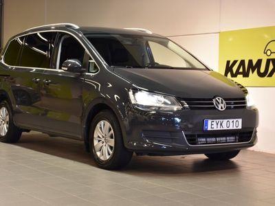 begagnad VW Sharan 2.0 TDI BMT 4M Comfort 7-sits (140hk)
