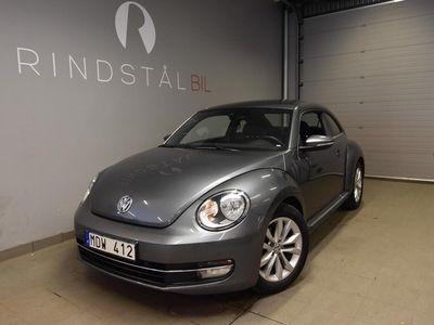 begagnad VW Beetle 1.2 TSI 105 HK 4600MIL 17