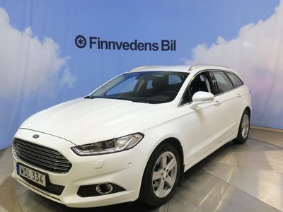 begagnad Ford Mondeo 2.0 TDCi Business A AWD inkl v-hj -16