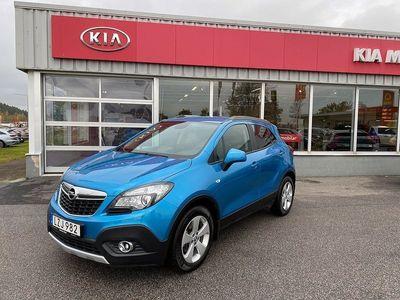 begagnad Opel Mokka 1.6 CDTI 136hk Premium/ Dragkrok