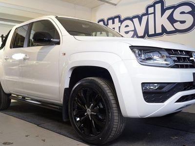 begagnad VW Amarok TrpBlack Style V6 3.0 258hk 4m