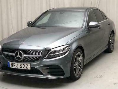 begagnad Mercedes C200 Cd Sedan W205 2020, Sedan Pris 300 000 kr