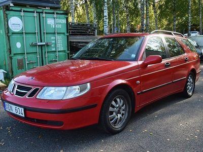begagnad Saab 9-5 SportCombi 2.0T Biopower