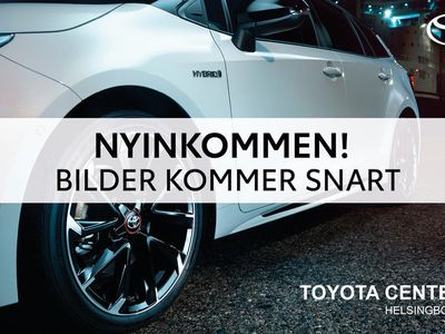 begagnad Toyota C-HR 1.8 VVT-i Hybrid X-edition JBL teknik pkt Bi-tone