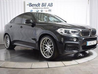 """used BMW X6 xDrive30d M-Sport/ 22""""/Sänkt"""