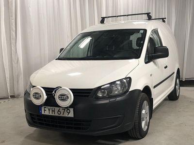 usado VW Caddy 1.6 TDI Skåp (102hk)