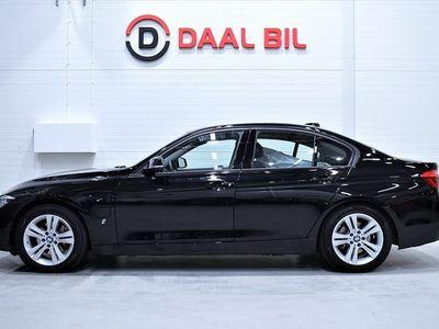 begagnad BMW 330e SEDAN 252HK SPORTLINE P-VÄRM NAVI SERVAD