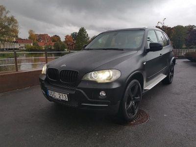 begagnad BMW X5 3.0d 7sits