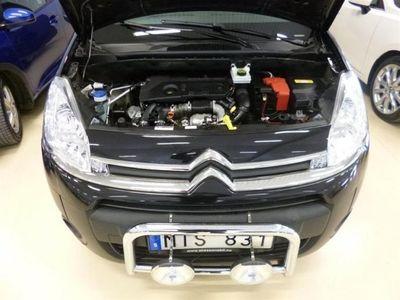 begagnad Citroën Berlingo Långa Automat. -12