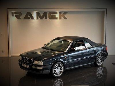 used Audi 80 Cabrio2.3 E 133hk -92
