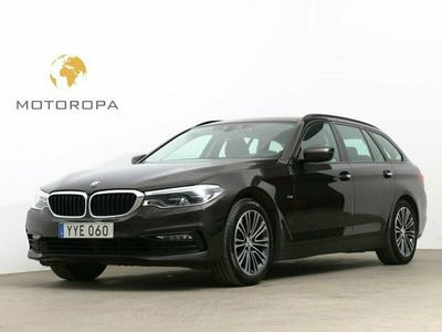 begagnad BMW 520 D xDrive Aut 190hk - Välutrustad
