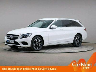 begagnad Mercedes C220 C Klasse4matic Aut Avantgarde Drag Burmeister
