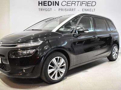 begagnad Citroën Grand C4 Picasso 1,6 HDi 120 hk Automat 7 - sits