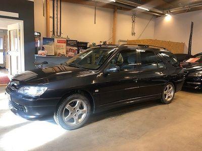 gebraucht Peugeot 306 KOMBI DRAG KAMREM BYTT !