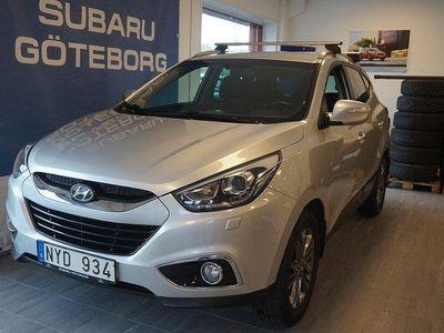begagnad Hyundai ix35 2.0 GDI Business Aut 2wd (166hk)