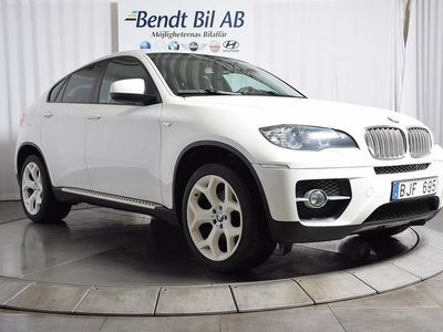 begagnad BMW X6 xDrive35d Steptronic 286hk