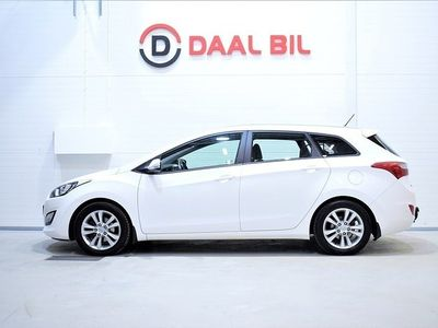 begagnad Hyundai i30 CW 1.6 110HK KEDJA P-SEN NYBESIK DRAG