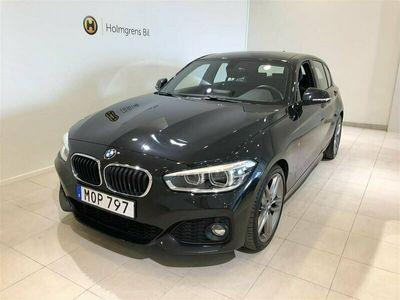 "begagnad BMW 118 i Aut LCI M-Sport LED PDC HiFi 18"""