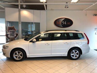 begagnad Volvo V70 D4 AWD Aut Momentum BE /Vhjul/Drag/Värmare