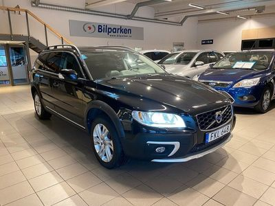 begagnad Volvo XC70 D4 AWD Geartronic Momentum 181hk