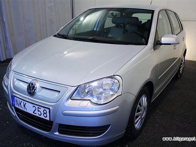 gebraucht VW Polo 1,4 TDI Blue Motion Halvkombi 2007