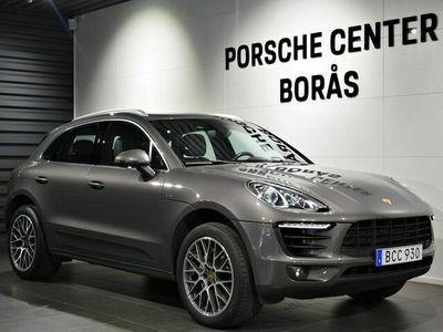 begagnad Porsche Macan S Diesel Lågmil