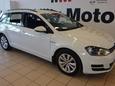 usado VW Golf Variant 1.6 TDI BlueMotion Style Euro 6 110hk