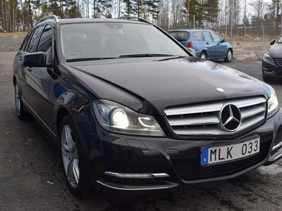 begagnad Mercedes C220 CDI 170hk Avantgarde komb -13