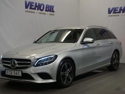begagnad Mercedes 220 CKombi Avantgarde Backkamera Aut Drag Nav