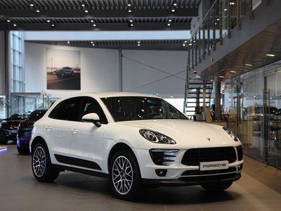 begagnad Porsche Macan S Diesel