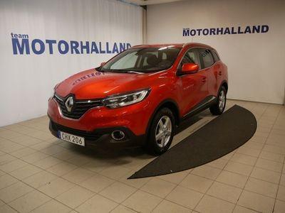 begagnad Renault Kadjar 1.5 dCi 110hk Automat Navi