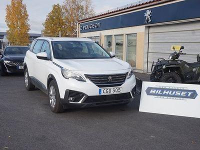begagnad Peugeot 5008 Active 130 Puretech Automat 7-Sits