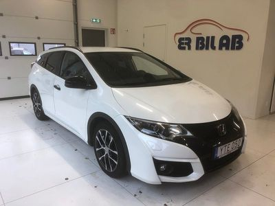 begagnad Honda Civic 1,6 Elegance Adas DieslelvärmareTourer