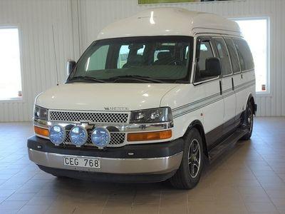 begagnad Chevrolet Express Van Hitop