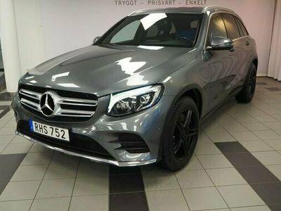 begagnad Mercedes 220 GLC BenzD AMG Vinterhjul Värmare 2017, SUV Pris 339 000 kr