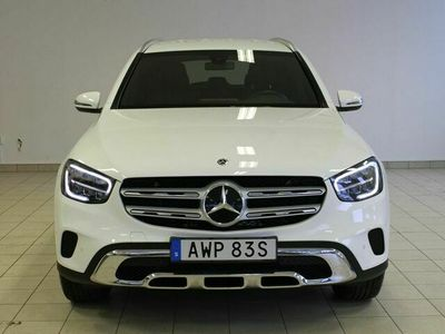 begagnad Mercedes GLC220 - Benzd 4 - Matic, Värmare, Drag, Backkamera,
