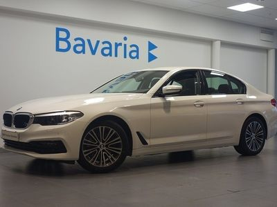 begagnad BMW 520 i Sedan Sport Line Aut Nypris 509.700:-
