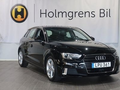 used Audi A3 Sportback 1.5 TFSI Proline Connectivity (150hk)