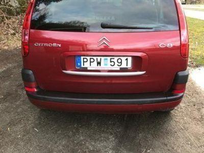 begagnad Citroën C8 -07