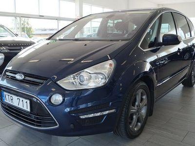 begagnad Ford S-MAX 2.0 TDCi Powershift 7-sits 2010, Kombi 99 000 kr