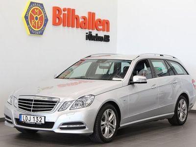 begagnad Mercedes E350 CDI BlueEFFICIENCY *Aut 265hk